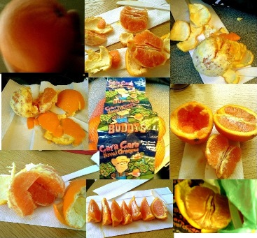 Putting the O in Oranges!